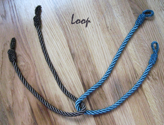 DIY Rope Necklace 1