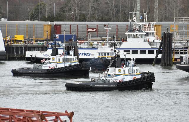 Hustler ii tugboat