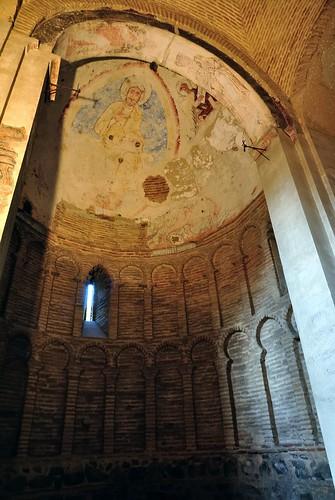 Mezquita Cristo de la Luz. Toledo.