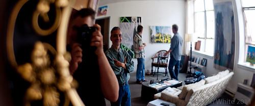 James Nye - Open Studio - May 2011 074