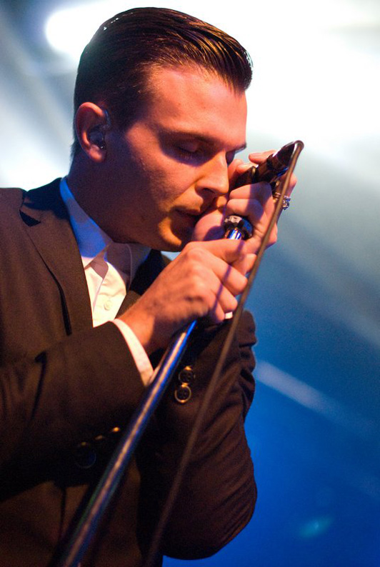 Hurts @ Dot to Dot Festival