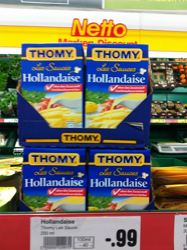 HOLLANDAISE IN A BOX?