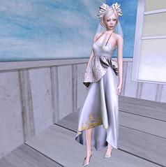 Bridal Collection @ Miamai (Katime Vacano) Tags: wedding fashion bride sl secondlife gown newrelease alendra miamai weddingcollection weddingpumps