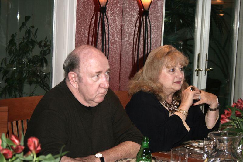 Bill & Janis