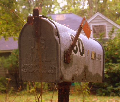 US Mail by Steve 2.0, on Flickr