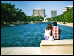Sunday in the Park. (darkhairedgirl) Tags: houston hermannpark sundayinthepark darkhairedgirl houstonist