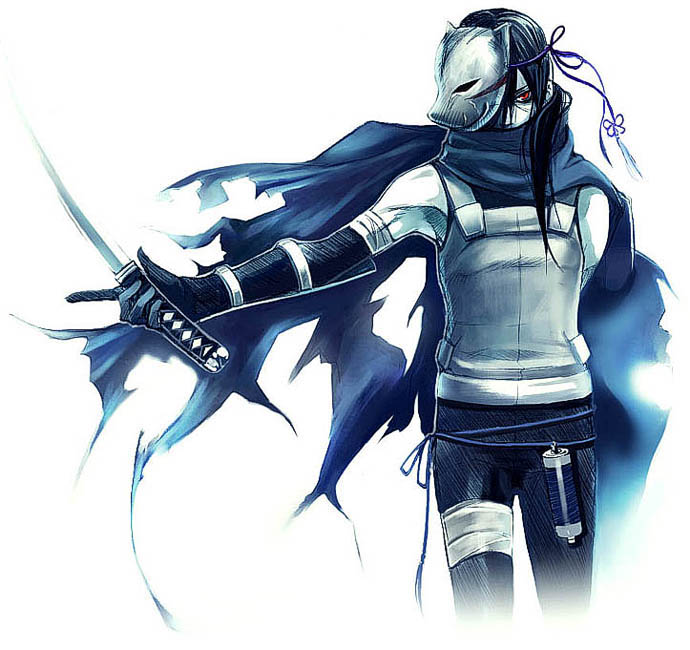 Anbu : Itachi Uchiha wallpaper and pictures