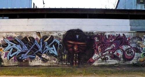 graffiti pray