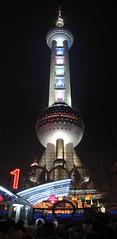 Oriental Pearl Tower (carlossg) Tags: china tower shanghai moo pearl oriental pudong orientalpearltower carlossanchezeu