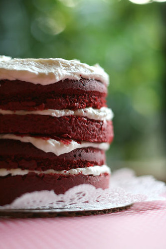 Red Velvet Dream Cake