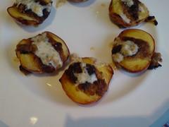 Baked Nectarines