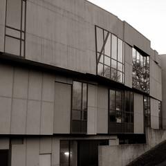 DAAP (fusion-of-horizons) Tags: ohio architecture campus de photography photo fotografie photos cincinnati architect peter uc universityofcincinnati eisenman petereisenman daap aronoff arhitectura arhitect collegeofdesignarchitectureartandplanning arhitectur