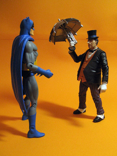 Batman vs. Penguin