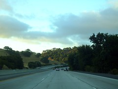 En route to San Jose (Niyantha) Tags: california road highway sanjose morningdrive