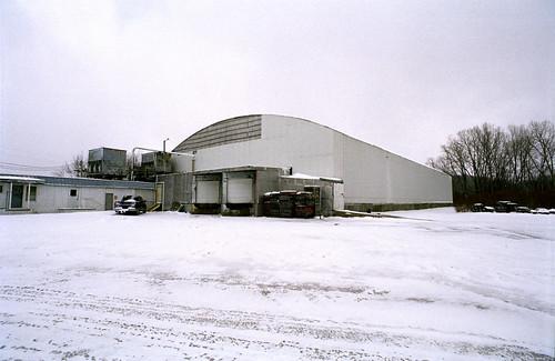 Frankfort, MI -- 2008, Cherry Plant