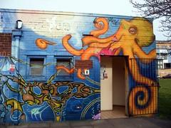 Cephalopod loo