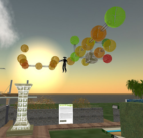 3D Wiki, Demo and Tour Tomorrow (2/8) at 10:30 AM SL-time