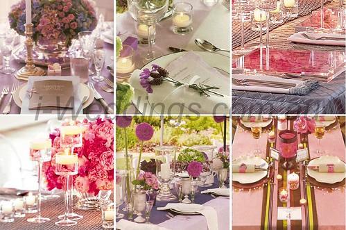 2251401121 f218eff3b6 d Baú de idéias: Decoração de casamento rosa I