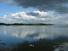 I'm reflected myself… (Marco Alioli aka Marcus :D) Tags: ireland cloud film water clouds canon eos see reflex nuvole mare nuvola fuji d mark iii s ii finepix 5000 1000 irlanda riflesso weater i yourcountry