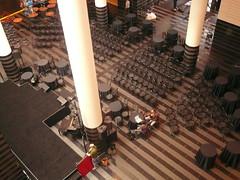 Atrium avant WeimarNY