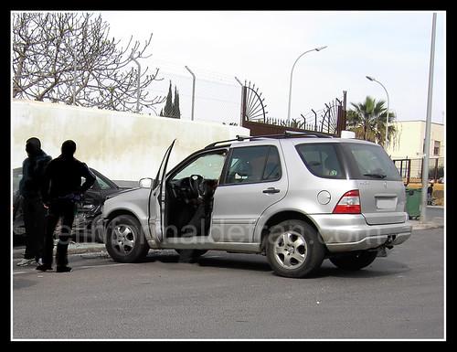 4 Marzo 2008 -Accidente