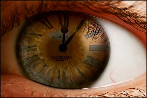 Keeping An Eye On Time by badboy69.