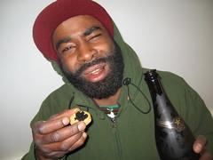 IMG_1665 (Sharkula) Tags: street music chicago champagne dirty hip hop rap legend caviar shakula