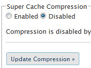Super Cache Compression