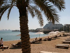 Qatar, Doha - Four Season - Beach