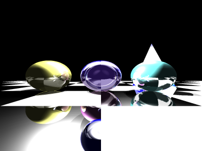 rendered by my ray tracer