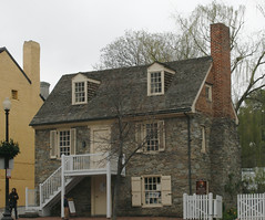 Old Stone House (oldest standing building in WDC)