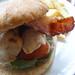 Chicken Burger & Bacon in Edinburgh