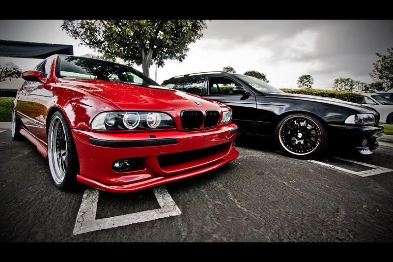 Bmw M5 E39 Tuning. BMW M5 E39 aftermarket wheels.