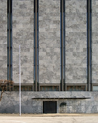 arne jacobsen, national bank, copenhagen, 1961-1978.