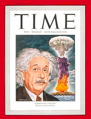 TIME MAG 2 (thirdwise) Tags: magazine time einstein cover emc2 timemagazine