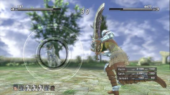 the gameplay of lost odyssey is very traditional and should feel familiar to anyone that has played an rpg within the last 20 years