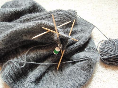 Pile O Knitting