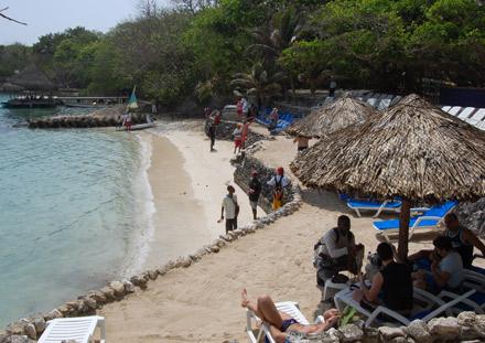 islas_rosario_playa