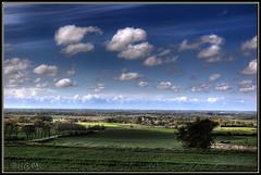 Vue sur la plaine Flamande ...Calais - by |JL62|
