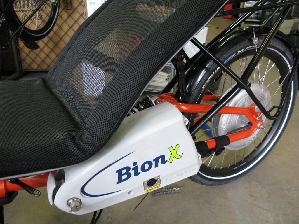 The World S Best Photos Of Bionx And Trike Flickr Hive Mind
