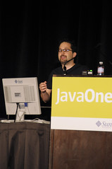 Joshua Marinacci, TS-5657 JavaFX™ Technology: Bring the Web with You--Multiple Interfaces to Games, Chat, and More, JavaOne 2008
