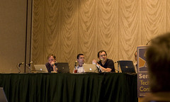 SDForum Semantic Web SIG panel discussion at SemTech08