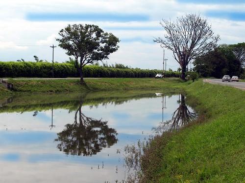 laguna vía Cerrito