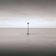 Groomsport (Chris McKeown) Tags: longexposure blackandwhite seascape mono coast northernireland duotone ballyholme ulster countydown groomsport ardspeninsula