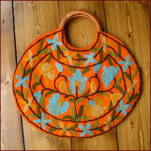 vintage ethnic bag of amazinggness