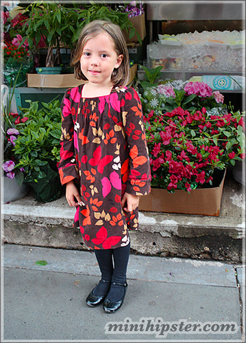 Elektra. MiniHipster.com - children's childrens clothing trends, kids street fashion, kidswear lookbook