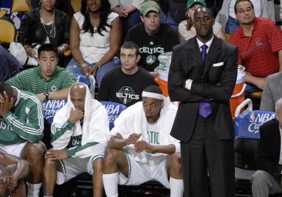 Sad Celtics