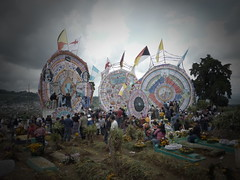 The Day of the Dead Festival.