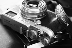 Fuji X100 Camera