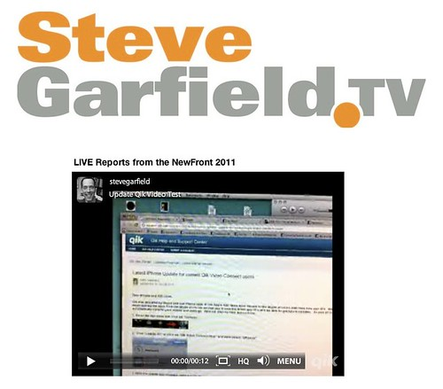 NewFront Live by stevegarfield